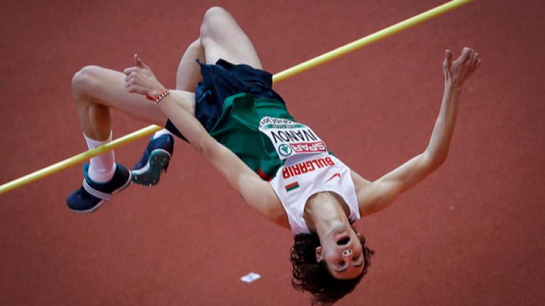 Тихомир Иванов е на финал в Лондон, постави личен рекорд!