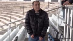 Проблеми с дишането вкараха Аян Садъков по спешност в болница