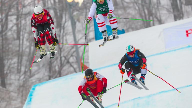 Канадката Келси Серва спечели златото в ски-кроса в свободния стил