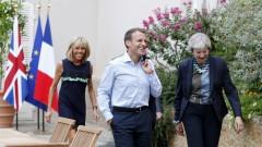 Договарят Брекзита на Лазурния бряг?