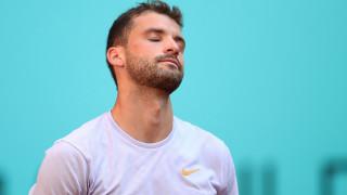 Григор Димитров падна с две места в ранглистата на ATP