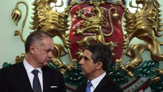 Северен поток не е само бизнес, категорични са президентите на Словакия и на България