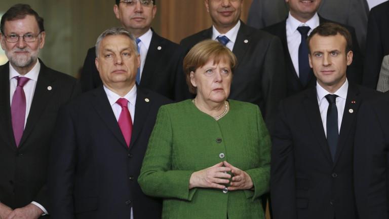ЕНП критикувана, че прикрива самовластния Орбан