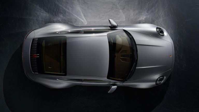 Porsche показа обновения модел на своя спортен автомобил 911. На