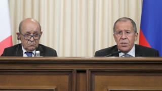 Франция иска да възстанови отношенията с Русия
