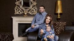 Златка Димитрова ни запозна със сина си
