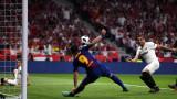 Треньорът на Барселона недоволства от формата на Луис Суарес