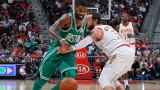 Бостън и Кливлънд с нови победи в НБА