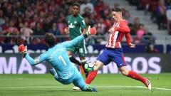 Атлетико (Мадрид) отново не победи, шанс за Реал (Мадрид) да се приближи до второто място
