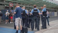 Евакуираха частично летище Фракфурт заради опасения от експлозиви