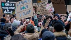Хиляди ученици по света настояват да имат бъдеще на Земята, защото няма планета Б