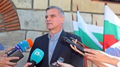 Янев: Да вземем пример от историята и да работим заедно за България
