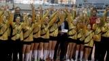 Волейболните националки ще са гости на откриването на Скаут лигата за момичета