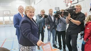 Норвежкият премиер обяви победа на изборите