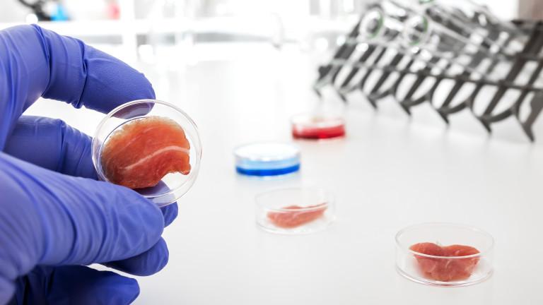 Месото на бъдещето вече е тук (и не е от животни)