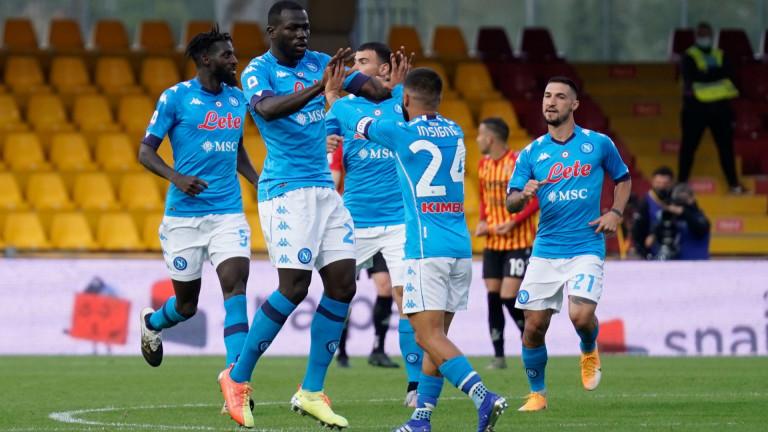 Ливърпуле новият фаворит за подписа на Калиду Кулибали, информират италианските