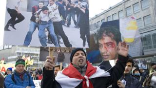 Икономически колапс след Мубарак