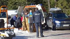 Жена е със счупен крак след инцидент в района над хижа Скакавица