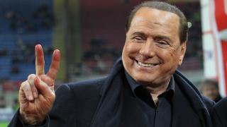 Една футболна епоха приключи! Берлускони си отиде от Милан