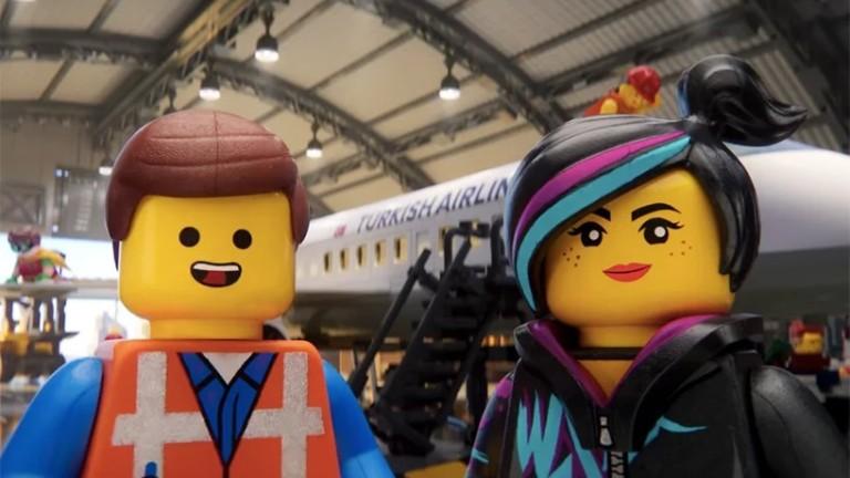 Какво е общото между Lego и Turkish Airlines