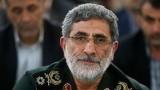 Наследникът на Касем Сюлеймани е в Багдад