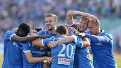 Левски охлади амбициите на ЦСКА за обрат и се класира на финал за Купата на България