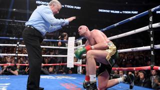 Тайсън Фюри може да се бие с Дилиън Уайт още до края на годината