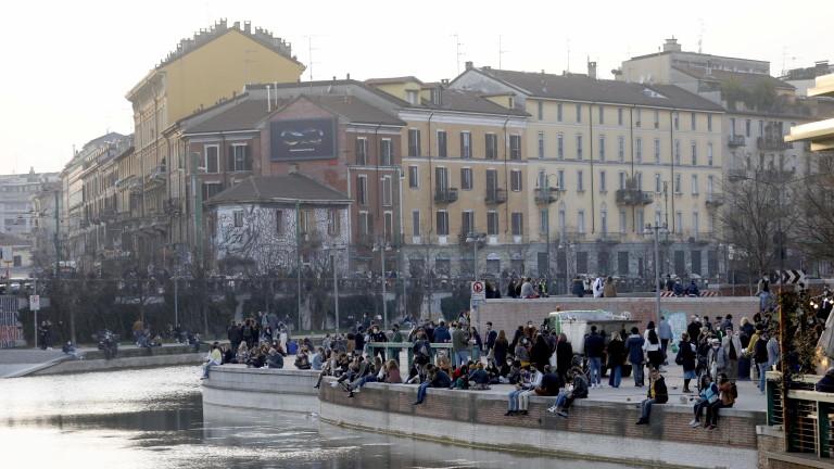 Италия намали карантината за пристигащи от Великобритания, Израел и Австрия