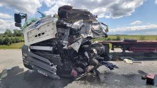Две жертви и двама ранени след челен удар на пътя Разлог - Юндола