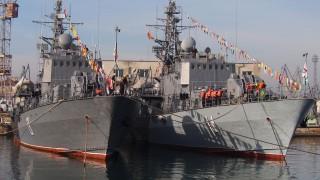 ВМС откриха новата учебна година с показни занятия