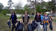 400 чувала с отпадъци събраха доброволци от 10 водоема у нас