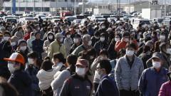 Бум на коронавируса в Токио - епицентъра на заразата в Япония