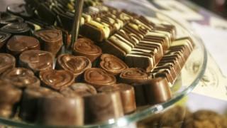 В Германия спипаха двама, откраднали 60 кг шоколад