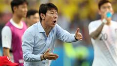Селекционерът на Южна Корея: Няма как да бием без точен удар във вратата