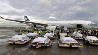 Седем ковчега изпрати на Хонконг Манила