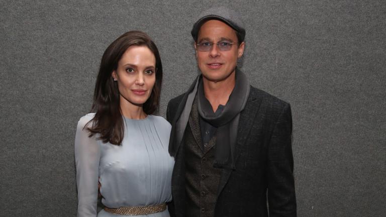 Сагата с развода на Брад Пит и Анджелина Джоли се