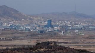 Огромен спад на избягалите от КНДР