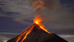 Как се изкачва вулканът с най-невероятния изгрев