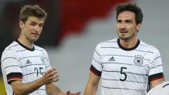 Германия не вкара гол за 12-и път на Европейско