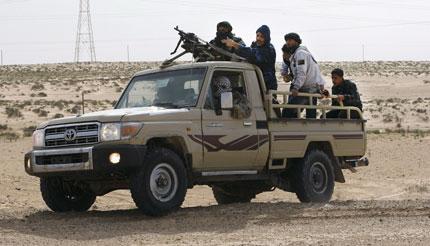 Авиоблокадата над Либия – безсмислена