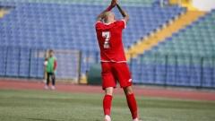 Бивш на ЦСКА се включи в благотворителна инициатива (СНИМКА)