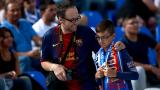Войната между Барселона и шефа на Ла Лига продължава