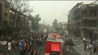 Атентатор самоубиец изби 32 души в Багдад