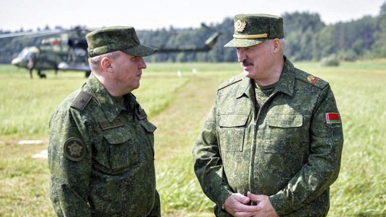 Лукашенко нареди пълно затваряне на границата с Украйна