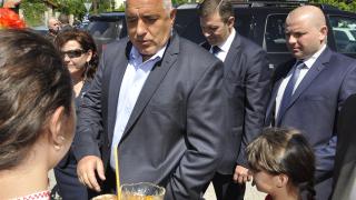Ако Радан Кънев приема ГЕРБ за партньор, значи не е в опозиция, смята Борисов