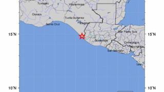 6, 6 по Рихтер удари Мексико