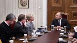 Президентът и британският посланик обсъдиха правата на българите след Брекзит