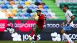 Португалия загря за Евро 2020 с разгром над Израел