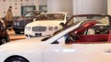 В Русия преброиха луксозните автомобили
