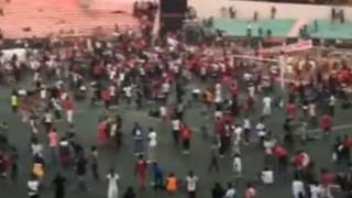 Трагедия при безредици на мач в Сенегал